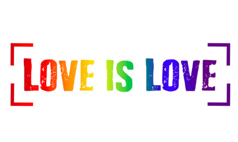 slogan love is love